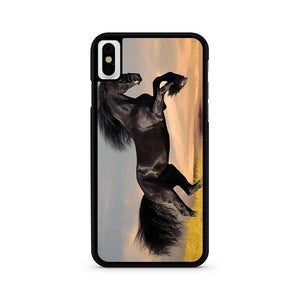 Mustang Real Horse iPhone X Case