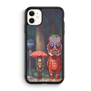 My Neighbor Attack On Titan iPhone 11 Case