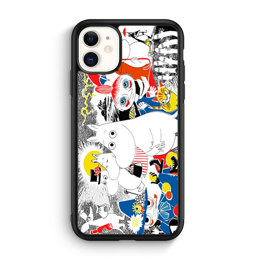 moomin iPhone 11 Case
