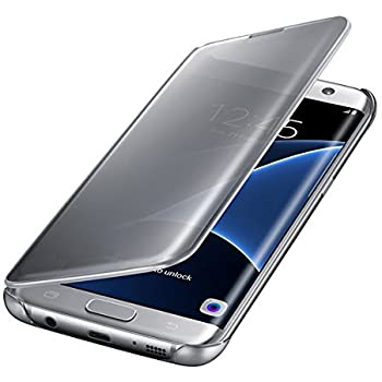 Samsung Flip Galaxy S7 clear view cover originale custodia