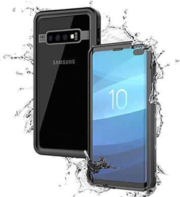 Custodia Impermeabile Samsung Galaxy S10 Plus IP68 plus