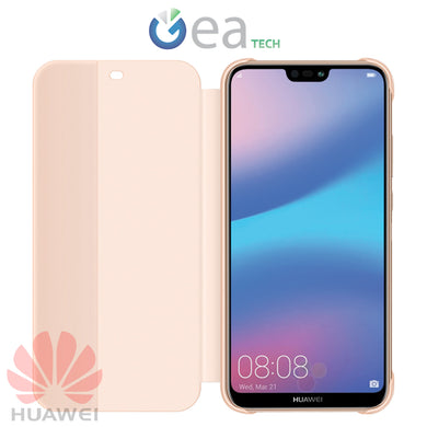 Flip Cover Originale HUAWEI per P20 Lite Smart View Case Custodia Touch  Slim