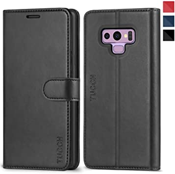 For Samsung Galaxy Note 9/S9/S8/Note 8 Pattern Leather Stand Wallet Case  Cover