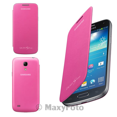Flip cover samsung galaxy s4 mini originale