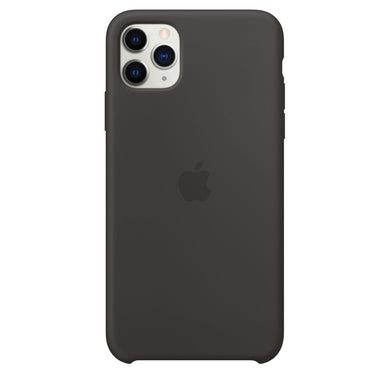 Cover Apple £IP 11 PRO MAX SLC CASE - BLACK MX002ZM/A