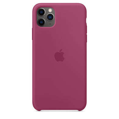 Cover In Silicone Per Apple iPhone 11 Pro Max