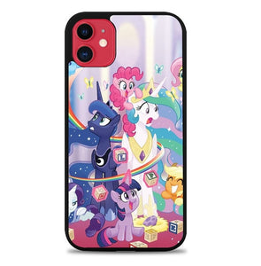 Custodia Cover iphone 11 pro max My Little Pony FF10065 Case