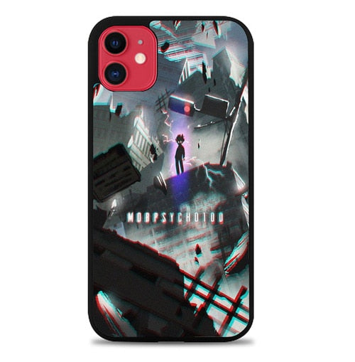 Custodia Cover iphone 11 pro max Mobpsycho 100 FF10090 Case