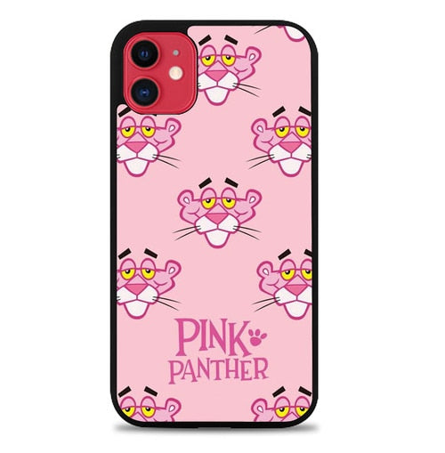Custodia Cover iphone 11 pro max THE PINK PANTHER FF10098 Case