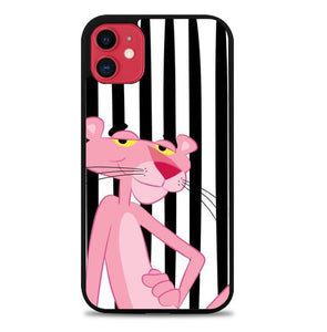 Custodia Cover iphone 11 pro max Pink Panter FF10099 Case
