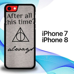 Custodia Cover iphone 7 8 Fancy Harry Potter Love Quotes S0195 Case