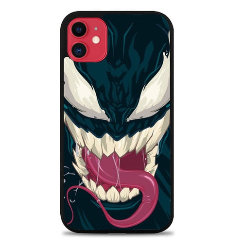 Custodia Cover iphone 11 pro max venom comics AP0064 Case