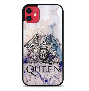 Custodia Cover iphone 11 pro max Queen Logo B0527 Case