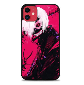 Custodia Cover iphone 11 pro max Tokyo Ghoul B0535 Case