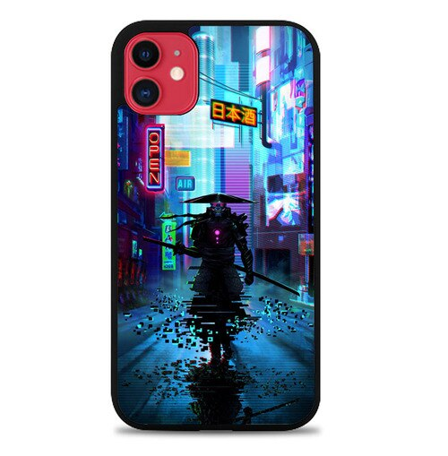 Custodia Cover iphone 11 pro max Shadow Samurai B0537 Case