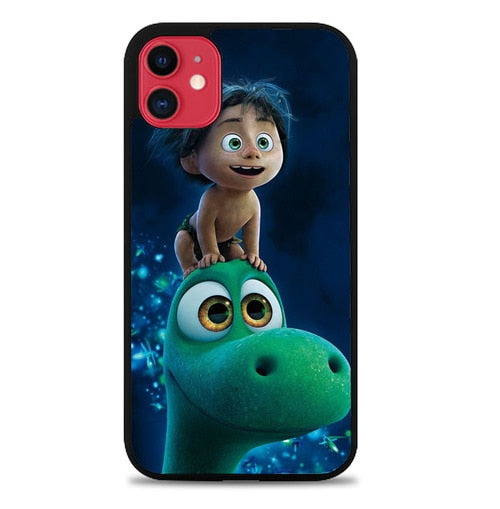 Custodia Cover iphone 11 pro max The Good Dinosaur B0549 Case
