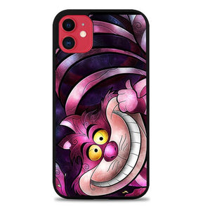 Custodia Cover iphone 11 pro max DISNEY CHESHIRE CAT STAINED GLASS Z1190 Case