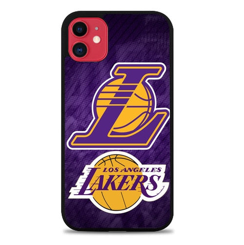 Custodia Cover iphone 11 pro max Los Angeles Lakers Z3050 Case
