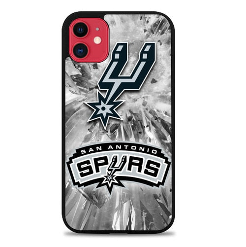 Custodia Cover iphone 11 pro max San Antonio Spurs Z3226 Case