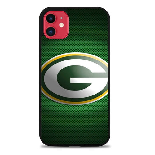 Custodia Cover iphone 11 pro max green bay packers logo Z5253 Case - Cover custodia iphone/samsung/huawei shuj.it