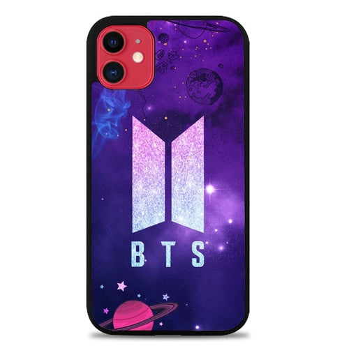 Custodia Cover iphone 11 pro max BTS Galaxy Logo Z5025 Case