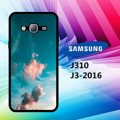 custodia cover J3 2016 J310 J3 2017 J330 J5 2016 J510 J5 2017 J530 case P3046 cloud wallpaper 53oE6