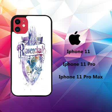cover custodia case iphone 11 S3392 ravenclaw wallpaper 51hG8
