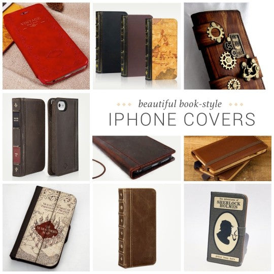 cover book iphone 5s