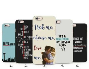cover grey anatomy iphone 6
