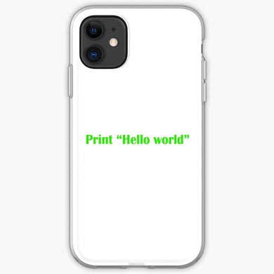 cover iphone 11 programmation