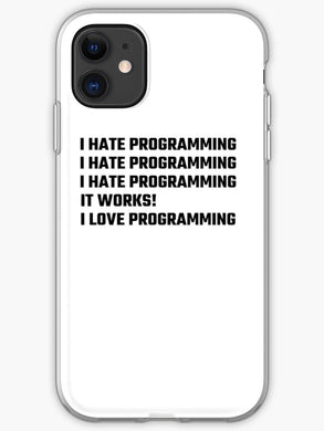 cover iphone 11 programming