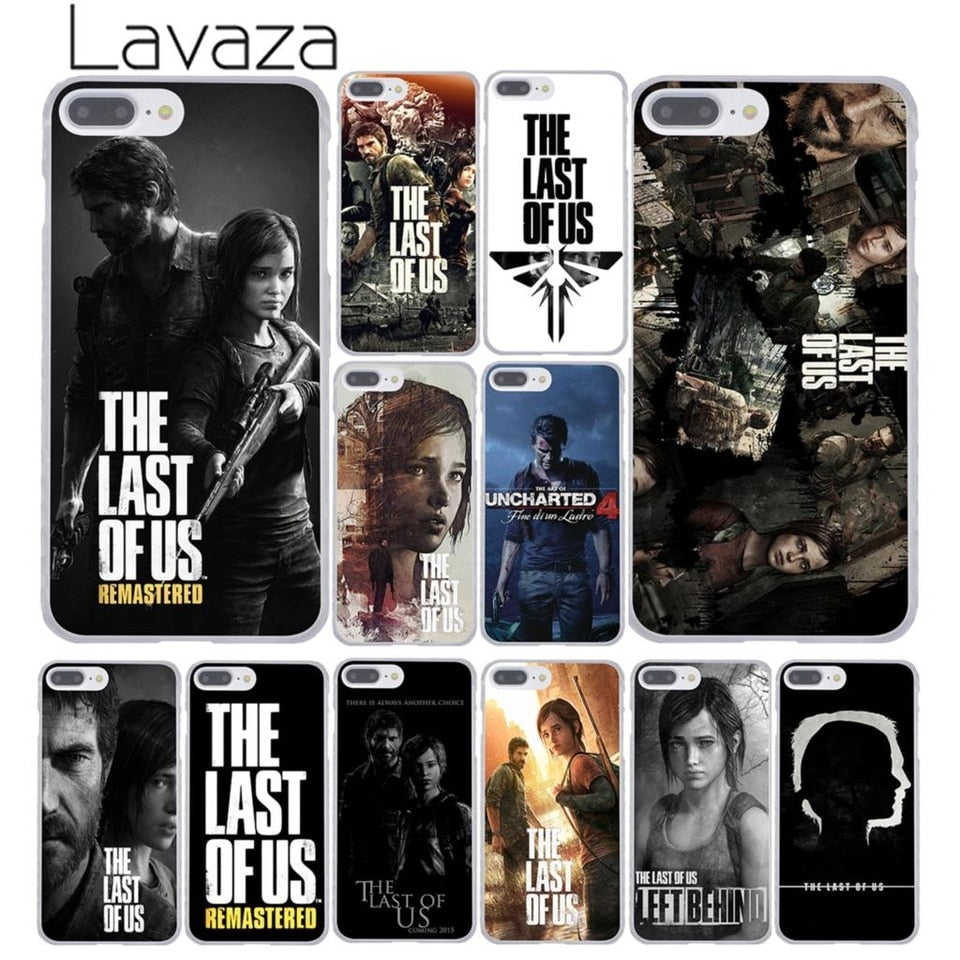 cover iphone 11 the last of us remastered