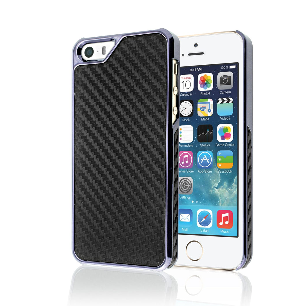 cover iphone 5 carbon