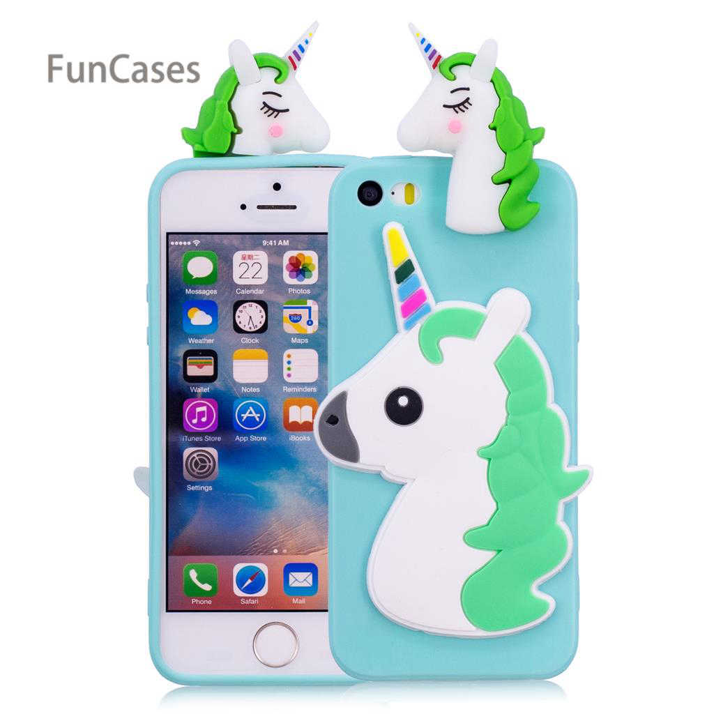 cover iphone 5 unicorn