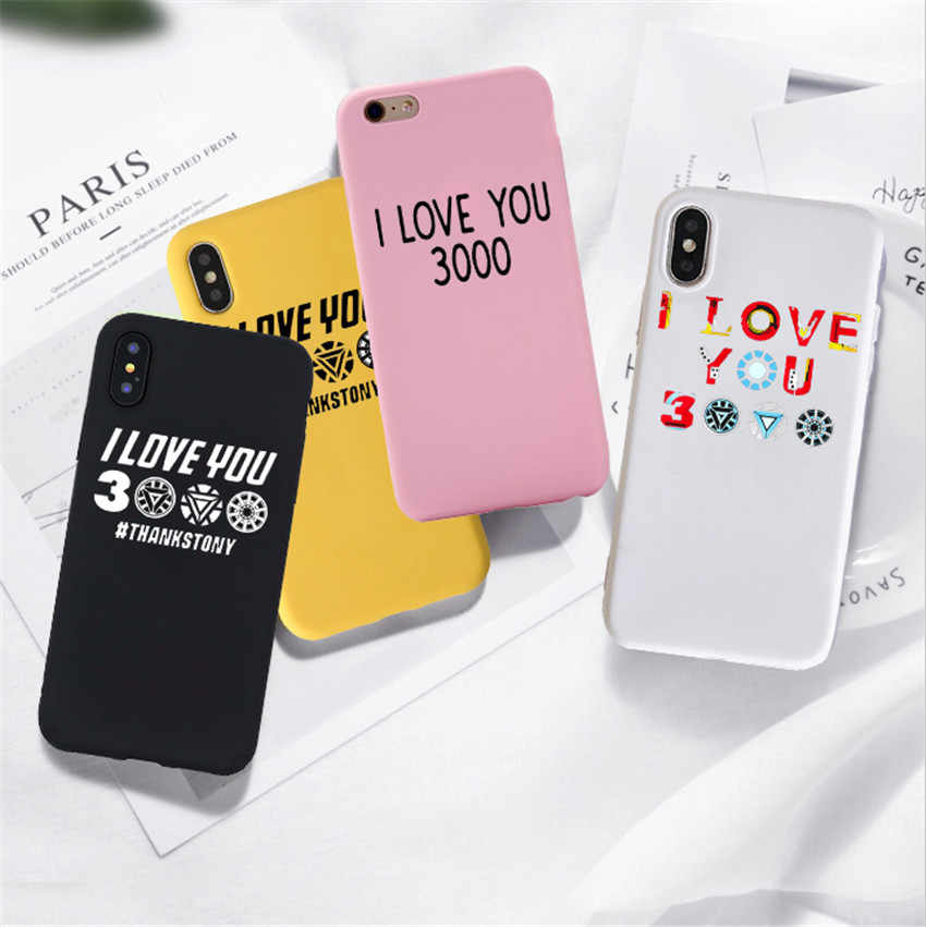 cover iphone 6s i love you