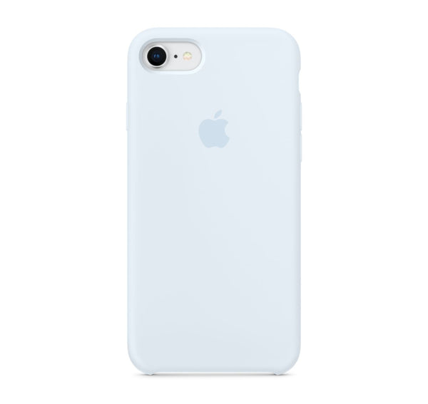 cover iphone 8 celeste