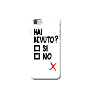 cover iphone 8 scritte