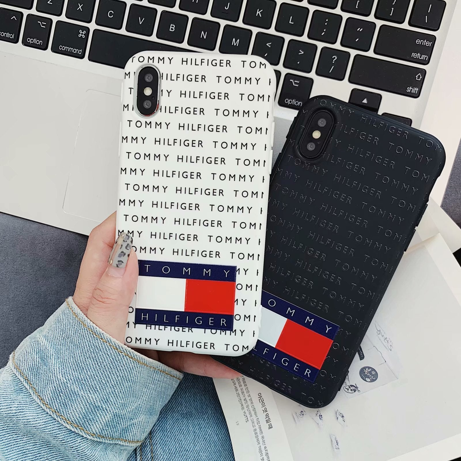 cover iphone xr tommy hilfiger