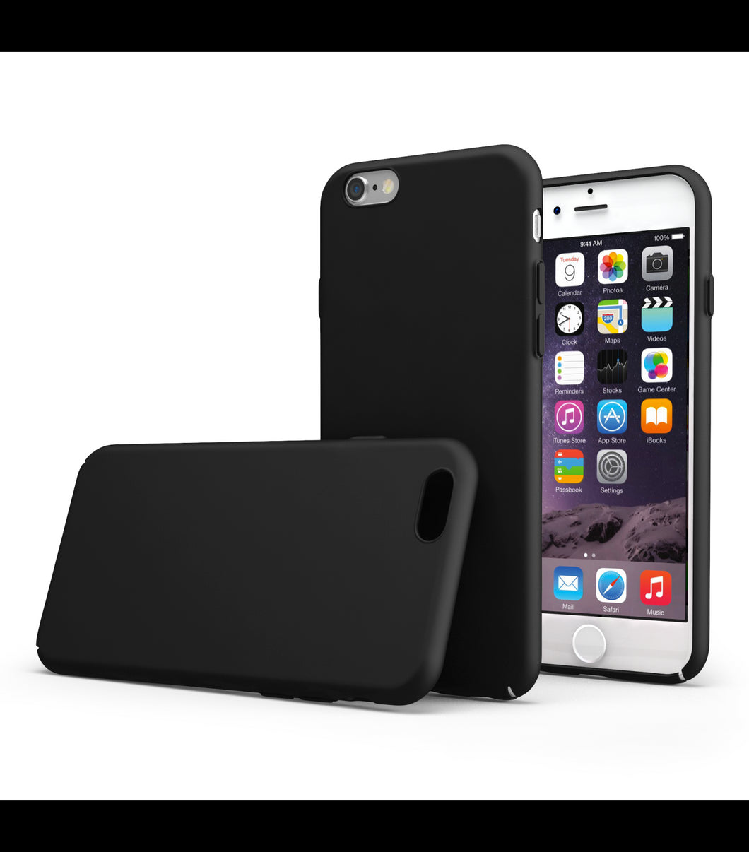 cover nera iphone 6