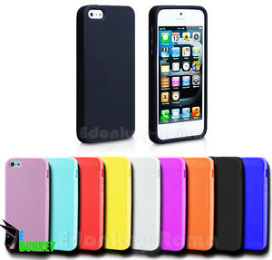 cover per iphone 5s in silicone
