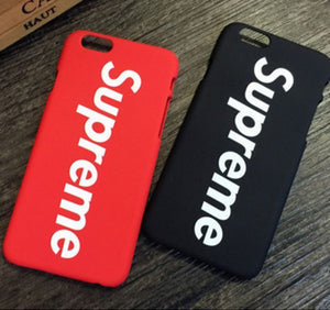 cover supreme iphone 6s