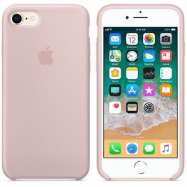 custodia apple silicone iphone 7