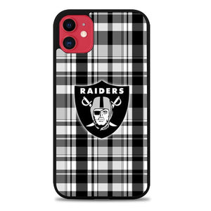 Custodia Cover iphone 11 pro max Oakland Raiders X00093 Case