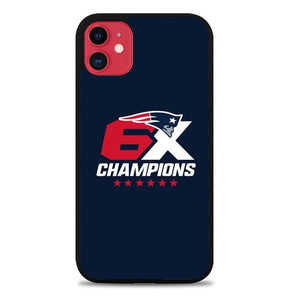 Custodia Cover iphone 11 pro max New England Patriots X00298 Case