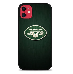 Custodia Cover iphone 11 pro max New York Jets X01037 Case
