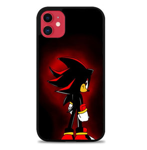 Custodia Cover iphone 11 pro max shadow the hedgehog X01279 Case