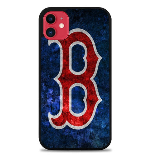 Custodia Cover iphone 11 pro max boston red sox X01256 Case