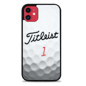 Custodia Cover iphone 11 pro max Titleist Golf Ball X4368 Case
