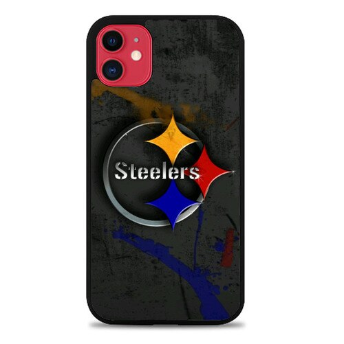 Custodia Cover iphone 11 pro max Pittsburgh Steelers X6163 Case - Cover custodia iphone/samsung/huawei shuj.it