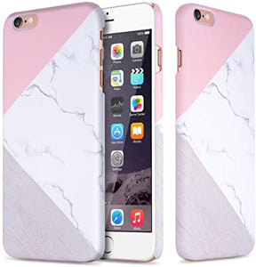 iphone 6 cover marmo rosa
